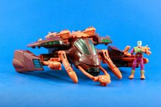 EXO SQUAD Thrax & Neo Fighter Space E-FRAME ROBOTECH THRAX