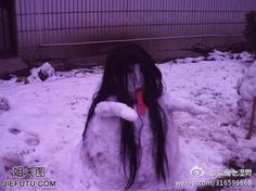 snowman BAHAHAHA