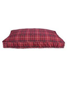 Field Tartan Dog Bed