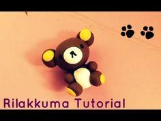 Ragazze Kawaii : Rilakkuma-Orsetto Fimo tutorial (collaborazione speciale) ◕ܫ◕ !!! - YouTube