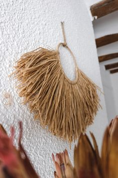 Bohemian Decoration, Tassel Necklace, Tassels, Jewelry, Wall Basket, Wall Art, Jewlery, Jewerly, Schmuck