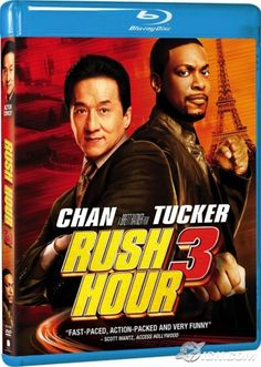 Rush Hour 3 (2007) 720p BrRip x264 Dual audio (Eng-Hin)   481 MB » WwW.World4fire.CoM - Full Free Download Everything