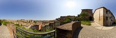 Fotograf Kassel | Panorama Siena in Italien | Toskana http://blog.ks-fotografie.net/reisefotografie/toskana/