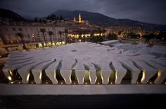 Jean Cocteau Museum / Rudy Ricciotti. Image  Agence Rudy Ricciotti