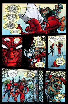 Spiderman VS Deadpool - Comic Vine