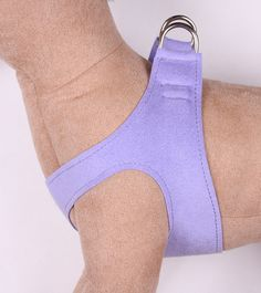Plain Step-in Harnesses - Colors F-P
