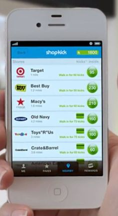 Mobile Shopping App Shopkick Adds CVS/pharmacy To Its Lineup Of Retail Partners