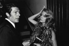 Catherine Deneuve & Marcello Mastroianni: Muses, Lovers  | The Red List