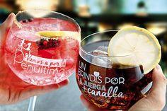Tus fiestas más divertidas con las copas de combinado Enjoy Time de Quid. ¡Ahora con nuevas frases!