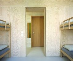 panelized plywood wall