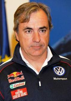 Carlos Sainz - winner of the 1991, 1995 and 1998 Monte Carlo Rallies.