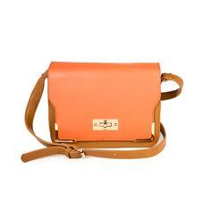 Street Level Box Crossbody Bag from LittleBlackBag