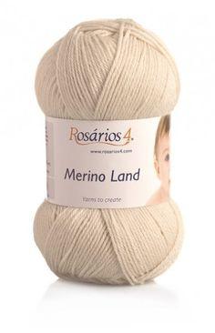 Merinoland: 100% Merino Wool/Lã Merino
