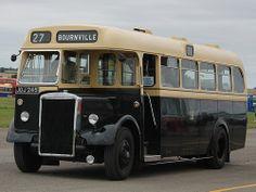 1950 Leyland Tiger PS2 / MCW - Birmingham City Transport 2245