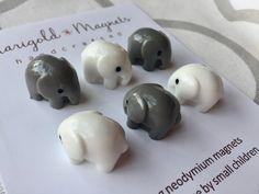 Set of 3 gift bag Cute sheep fridge,memo,decor magnets Great little gift idea