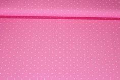 Jersey gemustert - Sternchen Rosa