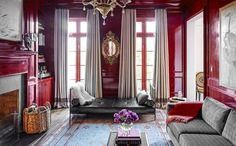 13 Ideas For Decorating Your Home With Red | Apartment Therapy