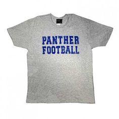 Friday Night Lights Panther Football T-Shirt