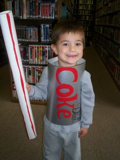 Charming I May Have To Make My Girls Do This Next Year :) Diet Coke Costume