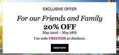 Juice Beauty & Lancome 20% off + free shipping