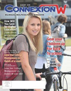 We invite you to read our August issue! ¡Te invitamos a leer nuestra edición de agosto! #Houston #TheWoodlands https://issuu.com/connexionw/docs/issue-web_cnnxw_aug-2015/1?e=0