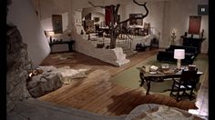 Dr. No living room from a different angle.