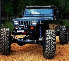 Motobilt Jeep YJ Crawler