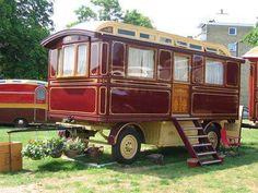 Streetcar gypsy wagon = sweet