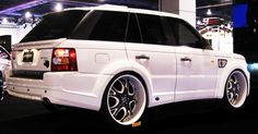 Tricked Out Showkase - A Custom Car | Sport Truck | SUV | Exotic | Tuner | Blog: SUVS