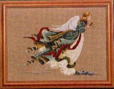 Angel of Light by Lavender and Lace - Cross Stitch Kits & Patterns