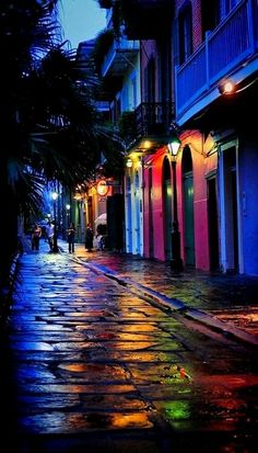 Pirates Alley, New Orleans, Louisiana, U.S