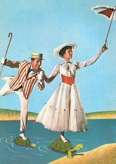 Meet Dick van Dyke & Julie Andrews