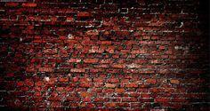 Red Brick Wall Backdrop - vintage Dark old bricks - Printed backdrop Photography Background Wall Backdrops, Photo Booth Backdrop, Custom Backdrops, Muslin Backdrops, Background For Photography, Photography Backdrops, Fabric Photography, Red Brick Walls, Brick Wall Background