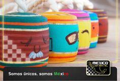 Uno de los juguetes más antiguos y tradicionales de México, único por sus diversos colores y formas. http://mexicocarrental.com.mx/