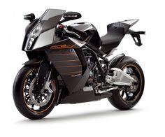 """Racing Cafè: Ktm RC8 """"Carbon"""" by Ktm Power Parts"""