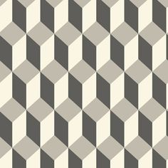 Add glamorous Miami style to the home with this Delano wallpaper from Cole & Son. Featuring an eye-catching geometric tile design, this wallpaper has been inspired by the famous Art Deco Delano Hot. Miami Wallpaper, Wallpaper Direct, Wallpaper Size, Wallpaper Online, Wallpaper Samples, Print Wallpaper, Black Wallpaper, Geometric Wallpaper Navy, Black White Pattern