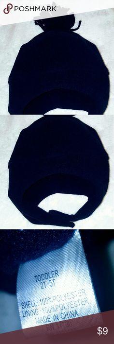 Adorable Boys Velcro Closure Hat Adorable Boys Velcro Closure Hat. Size 2T to 5T. Accessories Hats