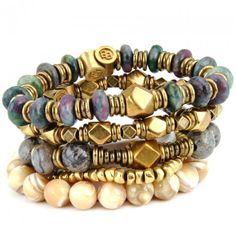 The Dufrain Bracelet Set
