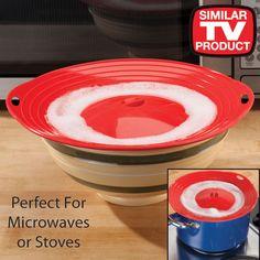 Boil Over Preventer - Prevent Boiling Over - Kitchen - Walter Drake