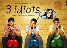 The 3 Idiots - Funny and inspiring Indian movie...