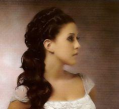 Roman Goddess Hairstyles | roman hairstyles