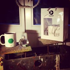 KIT Marimò by Clo & # 8217; eT: MUG Marimo & # 8220; & # 8221 ehm;  (Verde) + Baby Marimo = 30 €.  #ideeregalo #cloet #cloetlab #marimo #mug #mugmarimo #ilovemarimo #tuttipazziperimarimo #marimoEhM #collezione #Natale # Natale2014 #happy #cool #instagood #instagram #instamood #instabergamo #instadesign #bergamo #bergamocentro #love #interni #casa #mug #food #drink # caffè #latte #cappucciono #tea # felicità CHE Marimò SEI ?!
