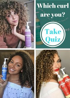 An amazing all natural product that gives you the curly hair you crave