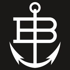 Anchor & Braille tattoo maybe