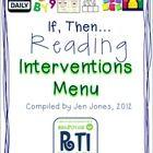 RTI: 125 CBM's for Progress Monitoring Foundational Literacy Interventions - Jen Jones (Hello Literacy) - TeachersPayTeachers.com
