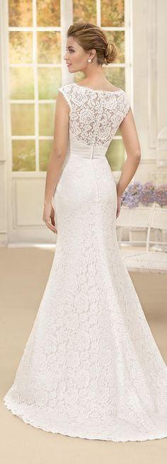 #wedding Wedding Dress by Fara Sposa 2017