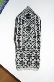 Vott fra Selbu (page pattern by Heidi Fossnes Mittens, Folk Art, Colours, Knitting, Pattern, Hands, Embroidery, Tricot, Popular Art