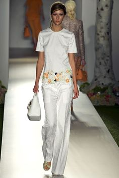 Mulberry Spring 2013. #LFW