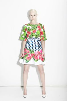 so we already know prints over prints it's one of the season trends, but we are particularly loving fruit and tropical prints