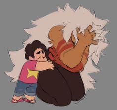 Steven Universe, Steven and Jasper